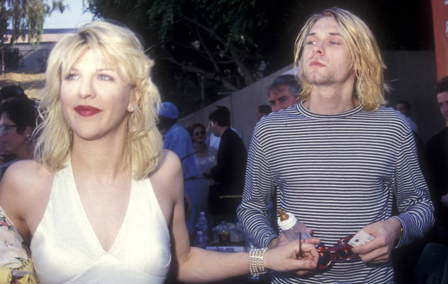 "Courtney Love: ""Ho visto il fantasma di Kurt Cobain, mi ha parlato!"