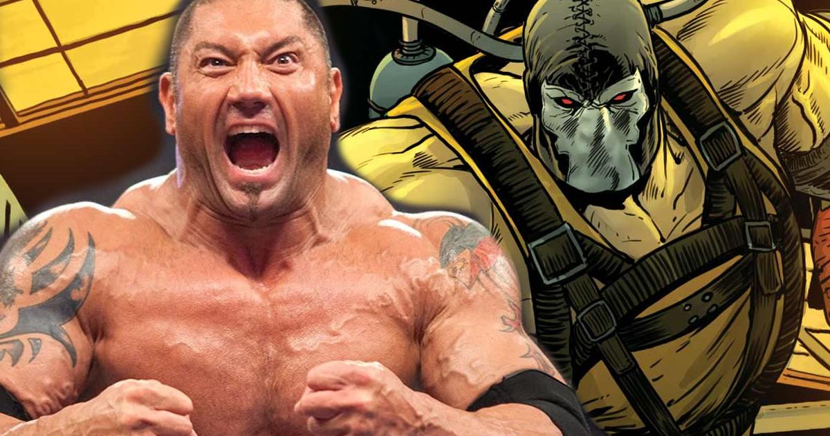 Bautista sarebbe disposto ad interpretare Bane