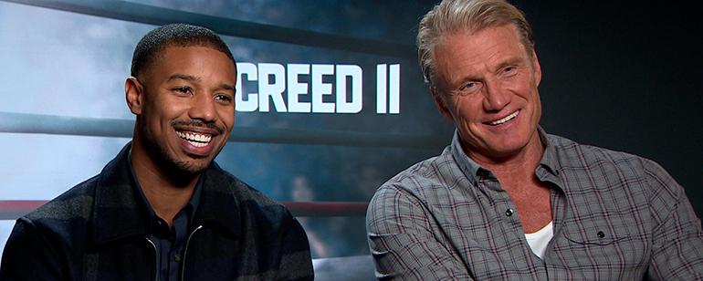 Dolph Lundgren: «Spero che Michael B. Jordan diriga Creed III»