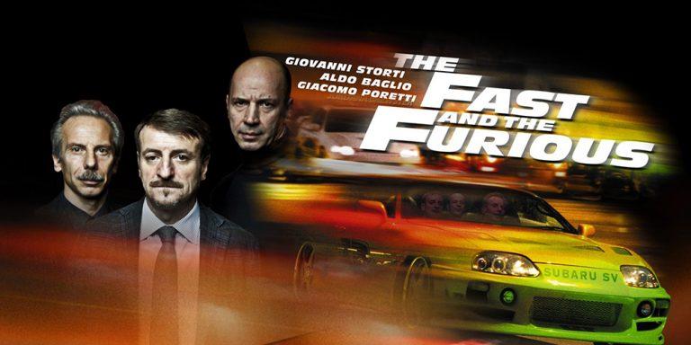 Fast & Furious versione Aldo Giovanni e Giacomo