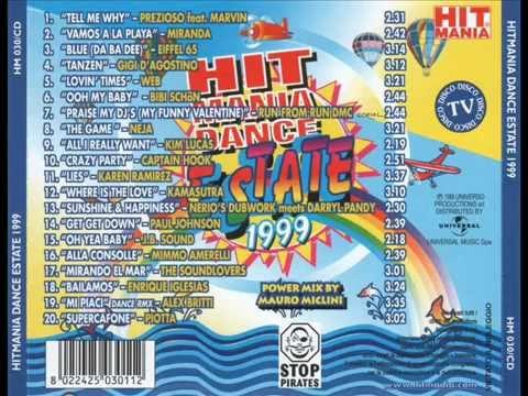 Estate 1999, cosa ascoltavamo 20 anni fa?