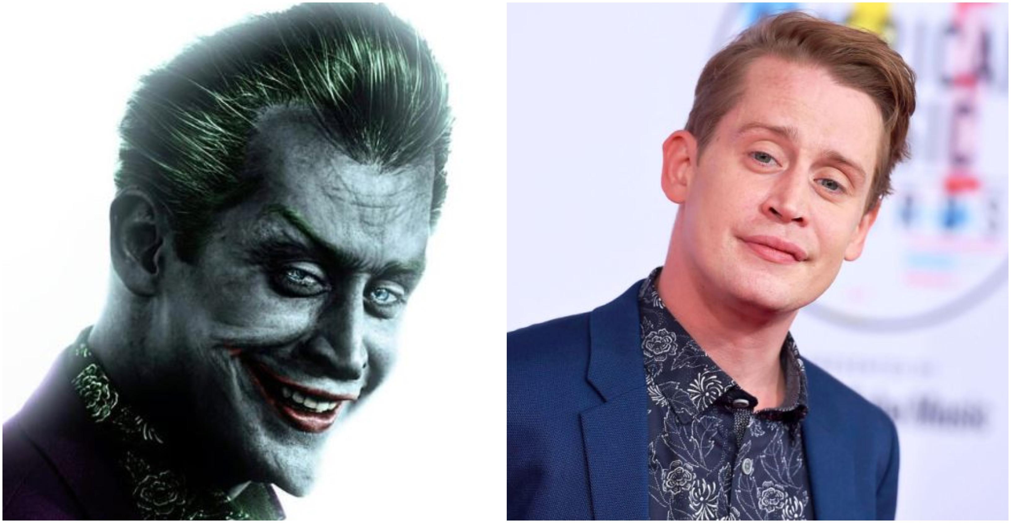 Macaulay Culkin prossimo Joker in The Batman? Alcuni fan lo vorrebbero