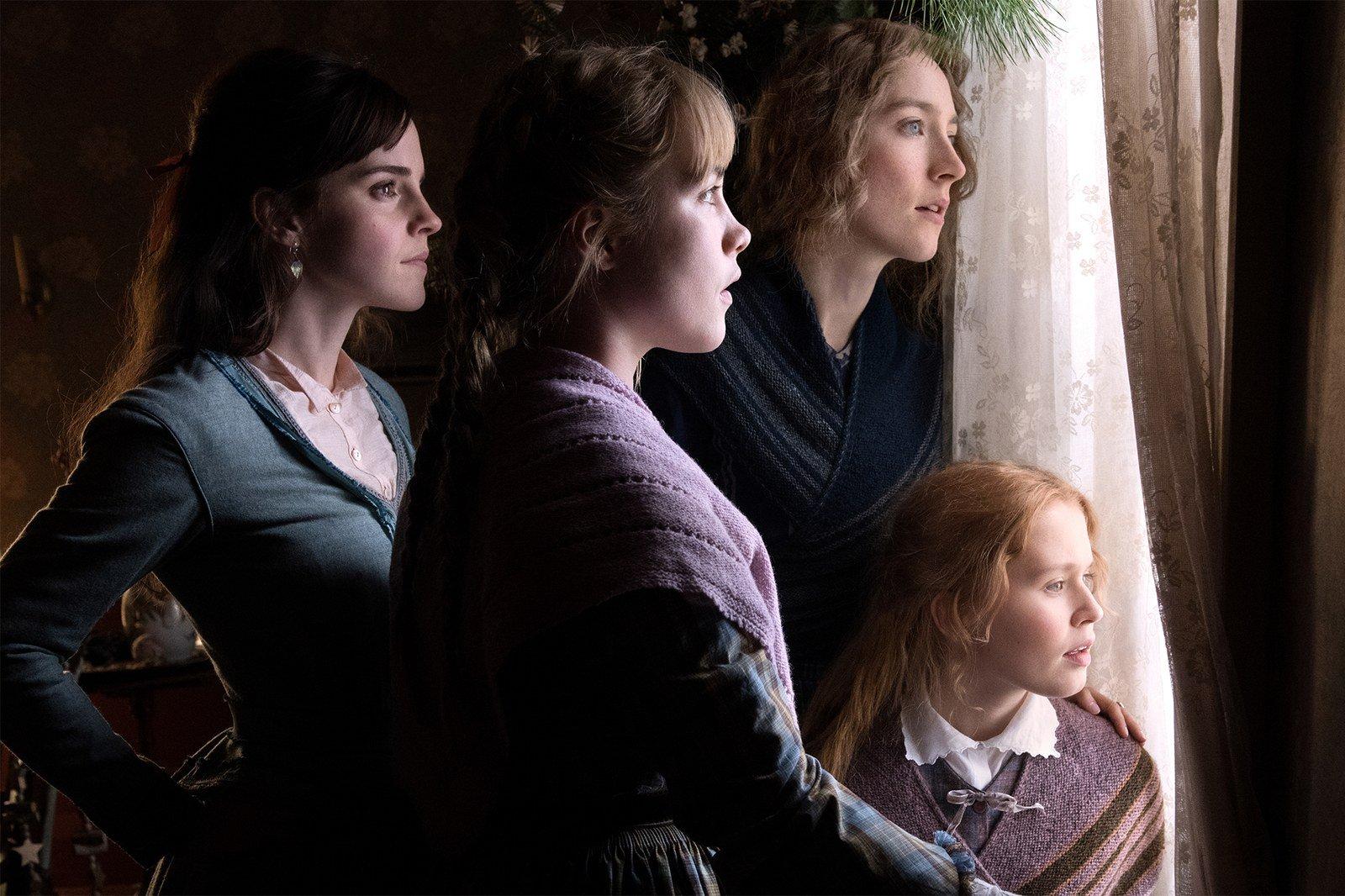 Piccole Donne: tantissime nuove foto del prossimo film di Greta Gerwig