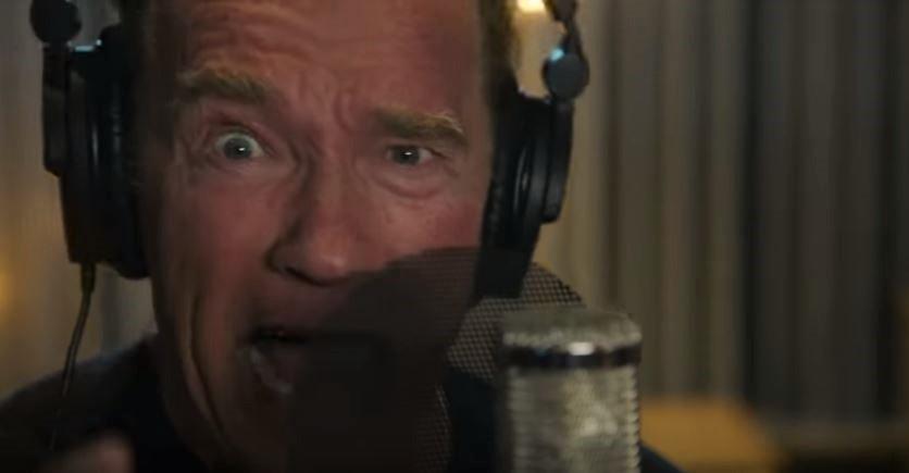 Schwarzenegger cantante: videoclip e canzone ripercorrono la sua vita