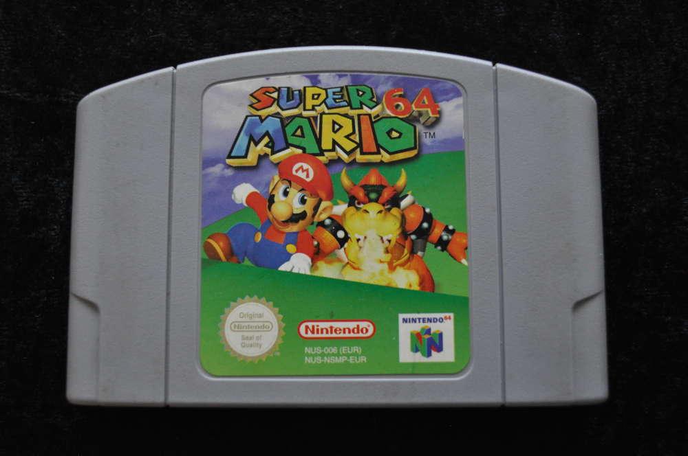 23 giugno 1996: usciva Super Mario 64