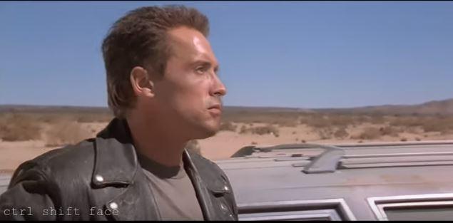 Ecco come sarebbe stato Terminator con il volto di Stallone [VIDEO]