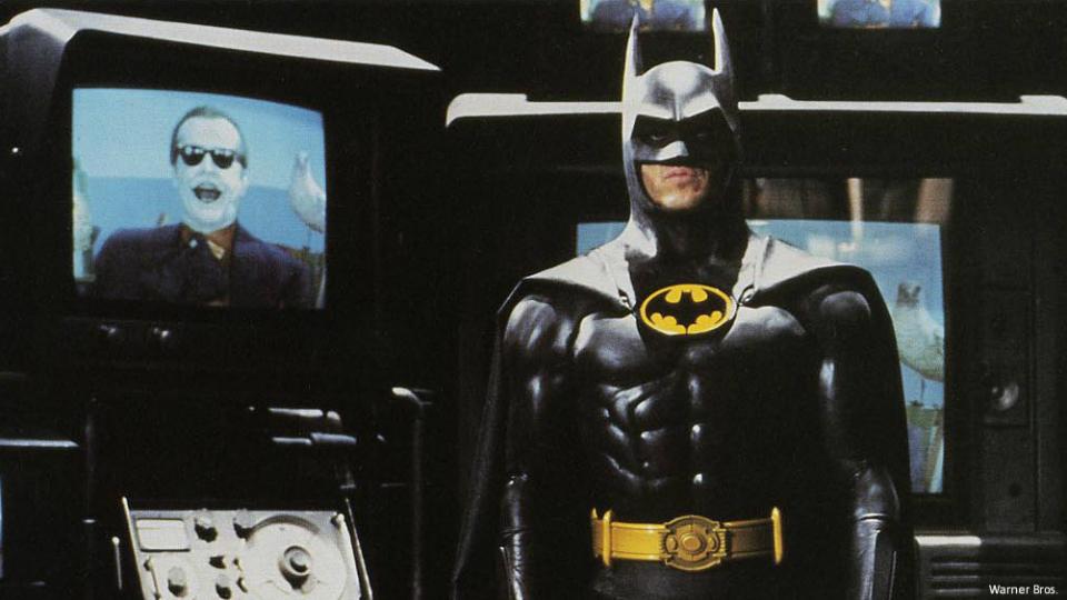 Batman: il trailer in stile anni 40 del film di Tim Burton