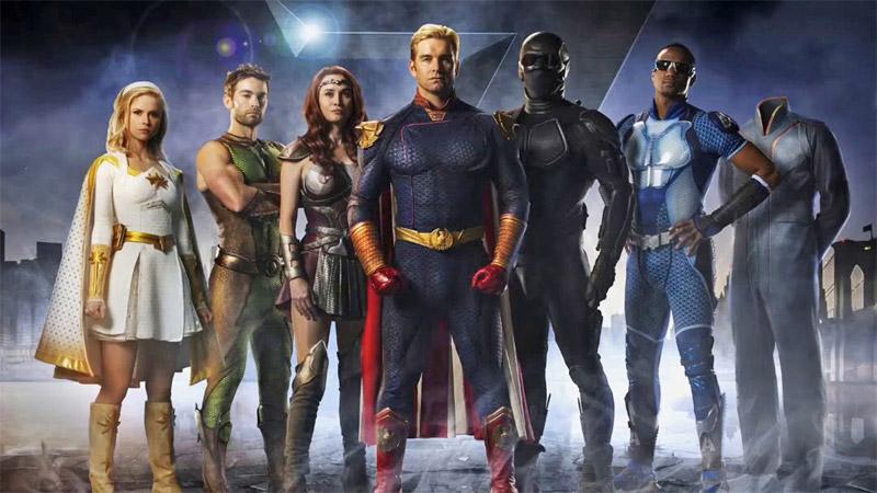 Su Amazon Prime Video arriva The Boys, la serie che ribalta il concetto del supereroe