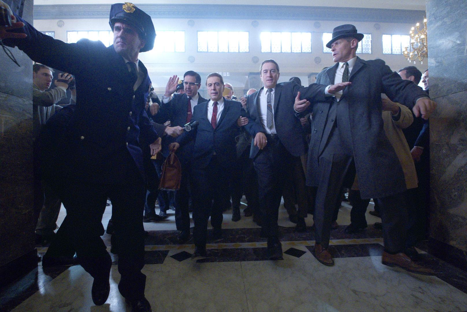 THE IRISHMAN di Martin Scorsese – Le prime IMMAGINI ufficiali