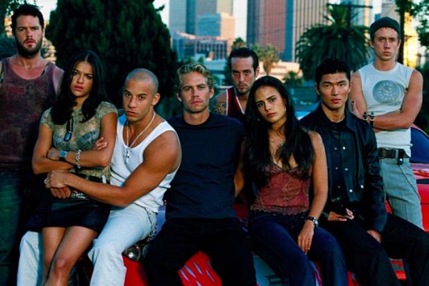 Fast and Furious: Vin Diesel ruppe il naso a uno stuntman e Michelle Rodriguez e Jordana Brewster avevano da poco preso la patente