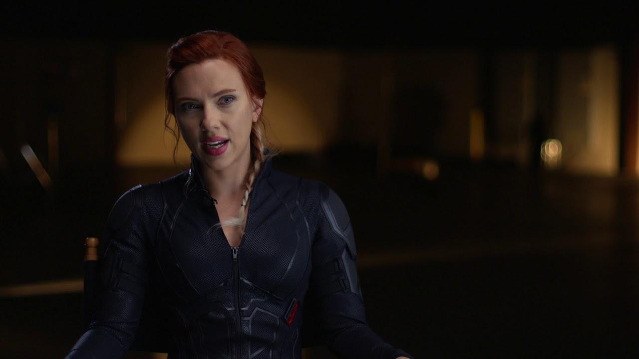 Black Widow: Scarlett Johansson svela quali sono state le fonti d'ispirazione per il film