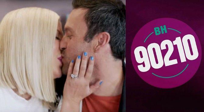 Beverly Hills 90210 revival: PRIME FOTO DELLE SCENE CHE VEDREMO