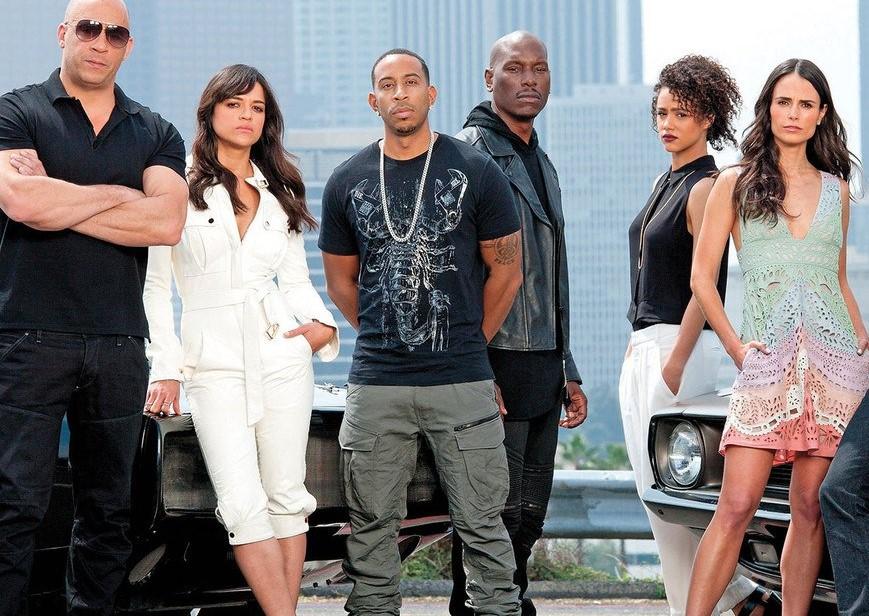 Il cast di Fast & Furious 9 festeggia il compleanno di Michelle Rodriguez sul set