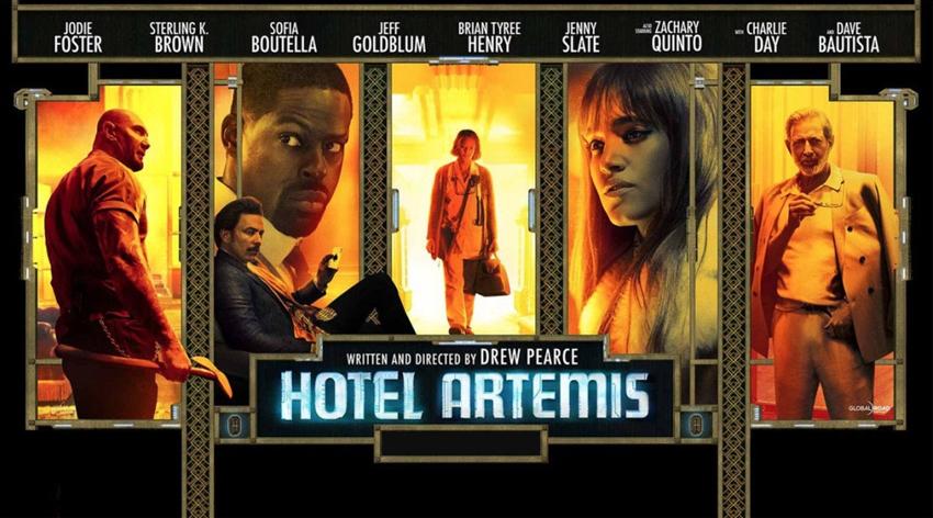 Hotel Artemis – la recensione