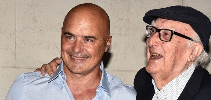 Il commovente ultimo saluto ad Andrea Camilleri da Luca Zingaretti e altri