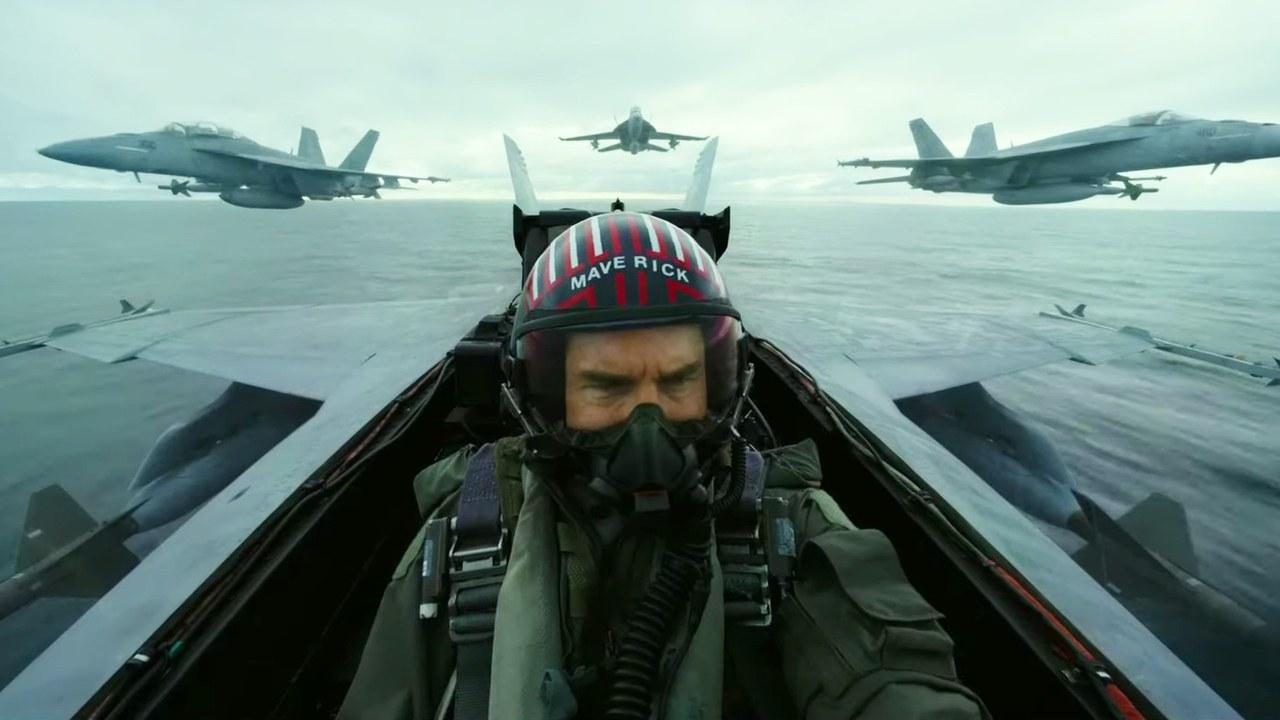 Tom Cruise su Top Gun: «È una lettera d'amore rivolta all'aviazione»