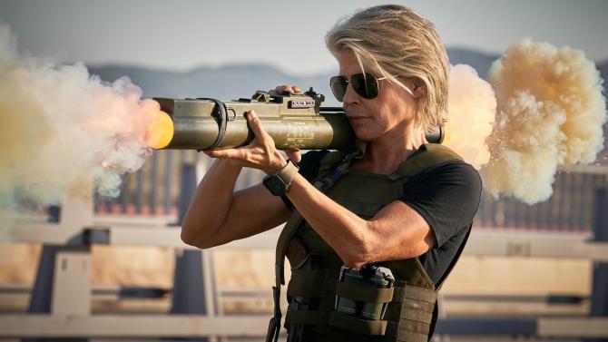 Linda Hamilton nei panni di Sarah Connor per altri film di Terminator? Risponde l'attrice