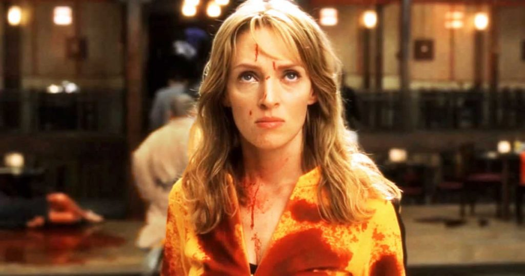 "Uma Thurman ospite a ""Che tempo che fa"" esclude un eventuale Kill Bill 3"