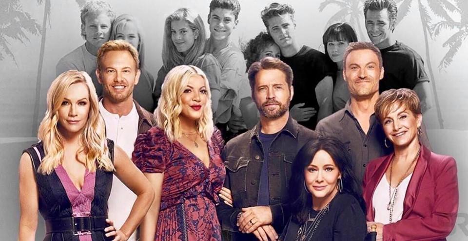 Beverly Hills 90210 revival, ecco perchè BH90210 non è un sequel diretto della serie originale