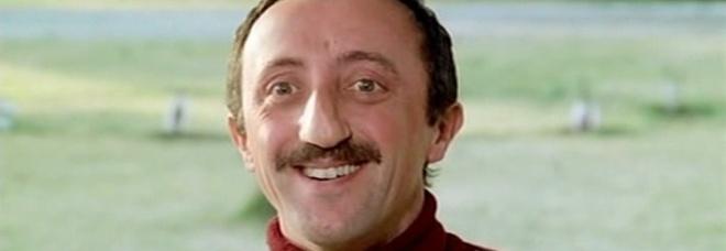 Morto l'attore Carlo Delle Piane, aveva 83 anni