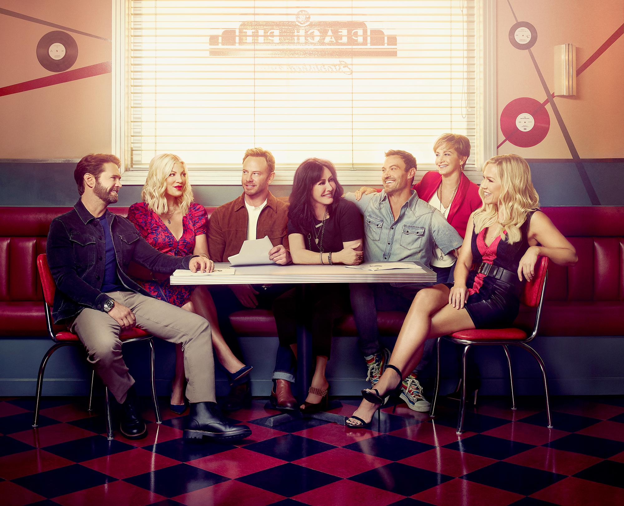 Beverly Hills 90210 revival: la recensione del primo episodio