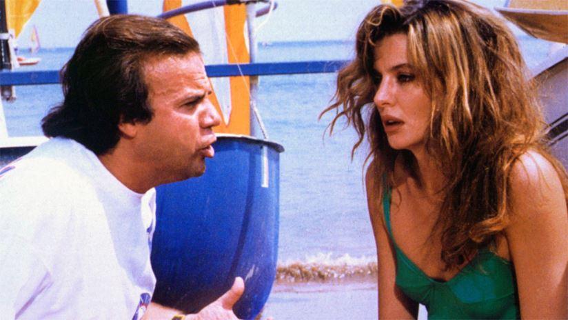"""Abbronzatissimi, Jerry Calà: """"Con Alba Parietti ogni volta che c'era una scena d'amore ci veniva da ridere"""""""