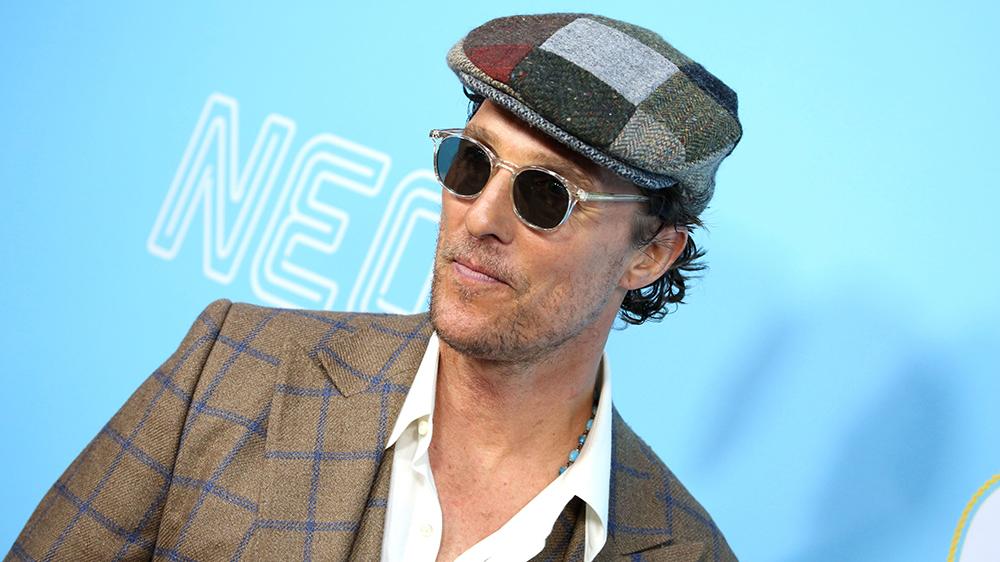 Matthew McConaughey diventa Professore presso l'università di Austin in Texas
