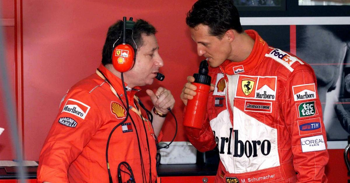"""Formula 1, Jean Todt: """"Ho visto il Gp con M.Schumacher, sta continuando a lottare"""""""