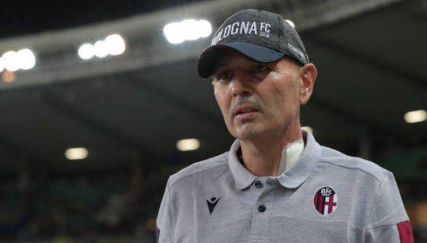 """Gianni Morandi elogia Mihajlovic in panchina per il suo Bologna: """"Uomo coraggioso. Ha emozionato tutti"""""""