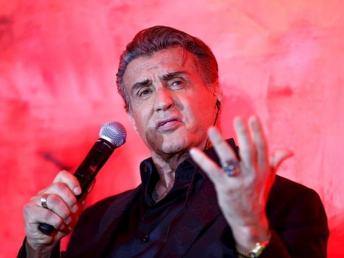 """Stallone presenta""""Rambo Last Blood""""in Messico: """"Potrebbe non essere l'ultimo"""""""