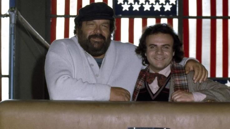 Jerry Calà ricorda un curioso episodio con Bud Spencer durante le riprese di Bomber