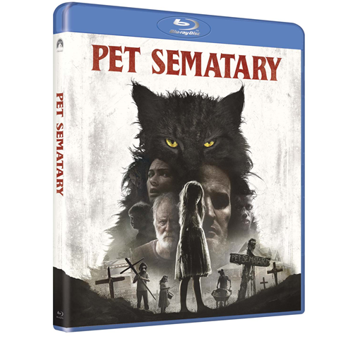 PET SEMATARY – Dvd, Blu-ray, Steelbook 4k Ultra HD con Universal Pictures Home Entertainment Italia