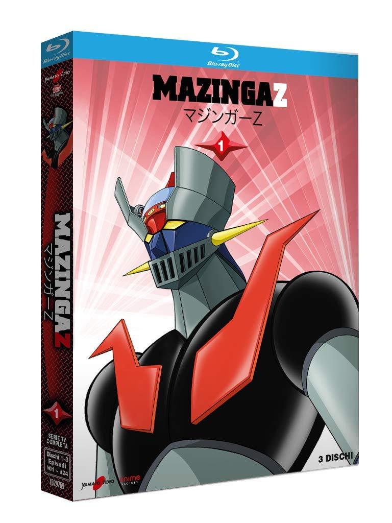 Mazinga Z arriva in blu-ray grazie a Koch Media