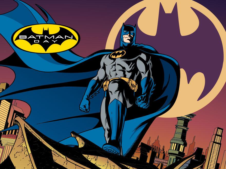 Batman Day 2019: anche Roma sarà illuminata dal Bat-Segnale!