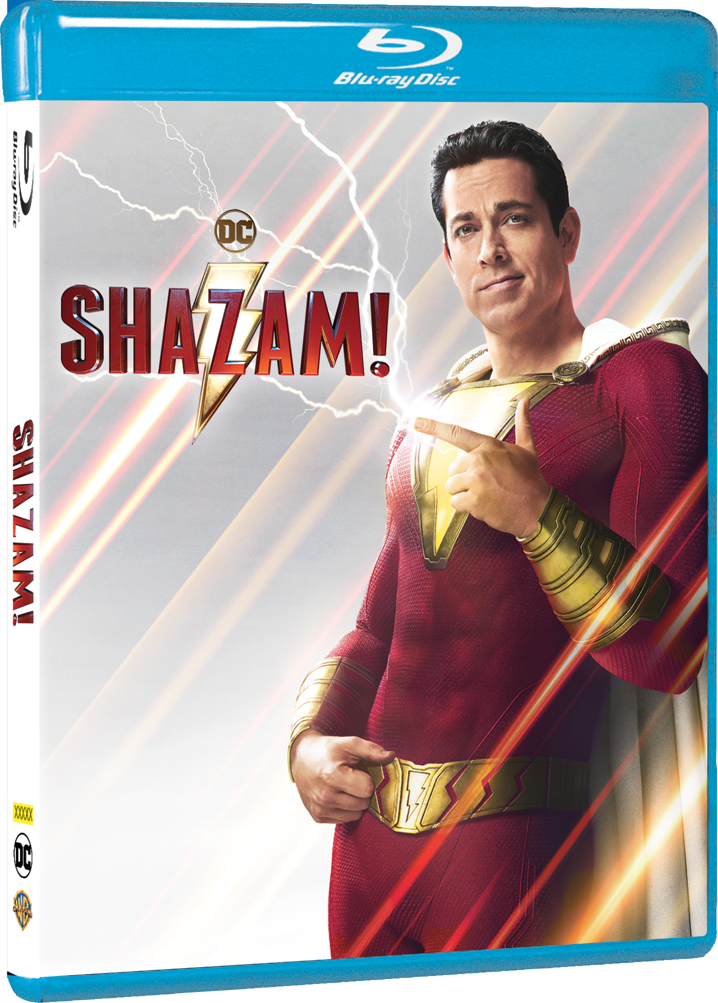 SHAZAM! – in home video