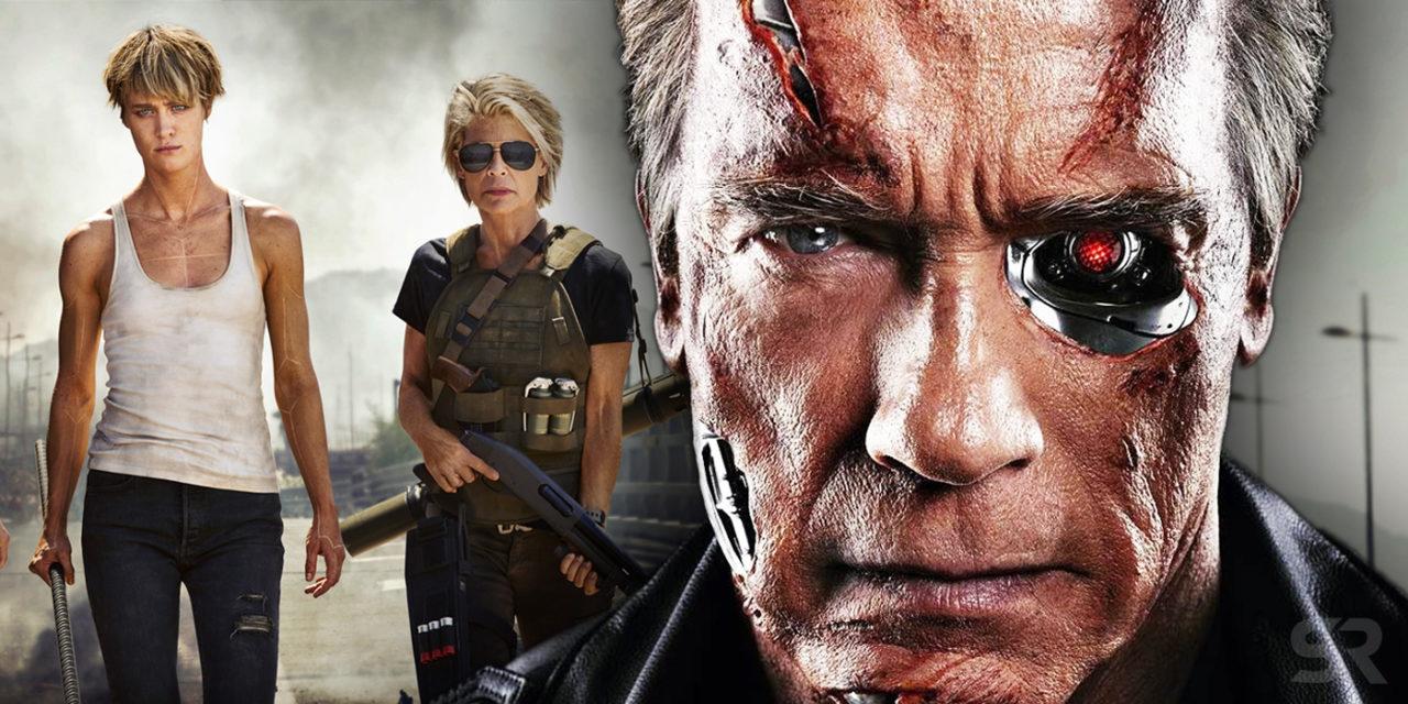 Terminator – Destino Oscuro, ecco dove vedere in anteprima uno speciale di  10 minuti - Noi degli 80-90