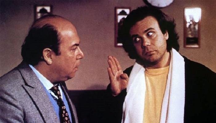 """Jerry Calà ricorda """"Al Bar dello Sport"""": """"All'inizio non volevo nemmeno girarlo, mi davo malato"""""""