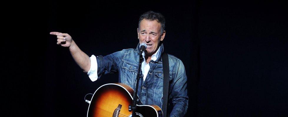 Bruce Springsteen in formissima: a 70 anni si allena ogni giorno in una palestra low cost