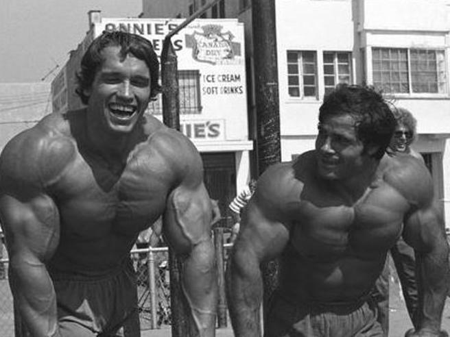 Arnold Schwarzenegger e la triste lettera d'addio al migliore amico Franco Columbu