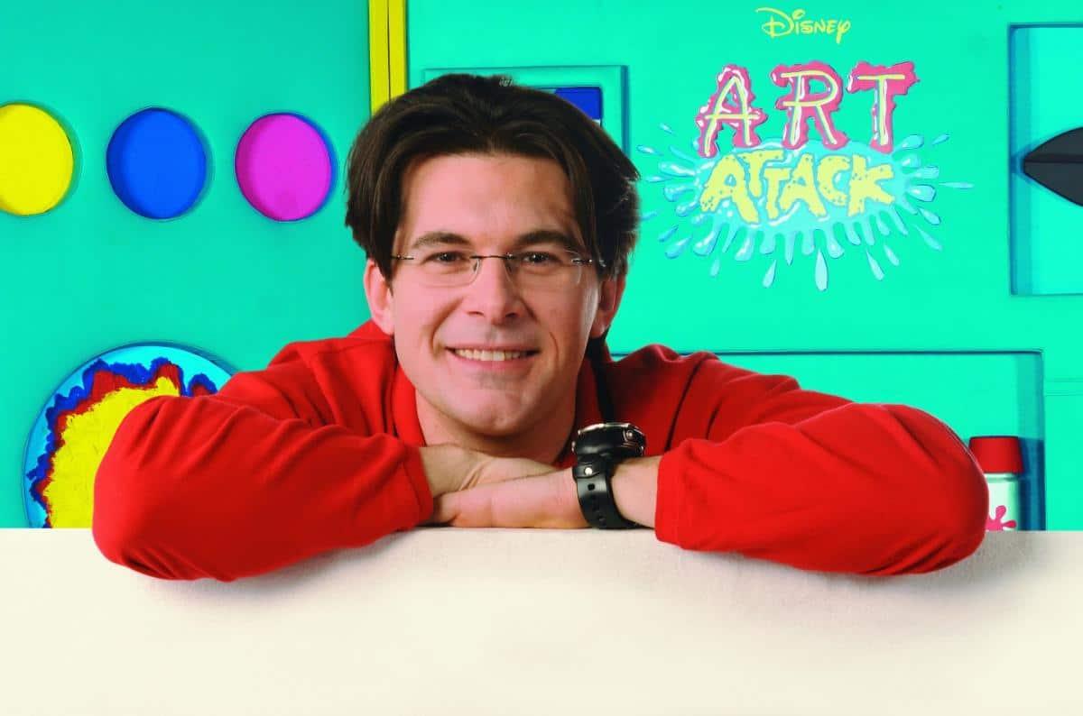 Che fine ha fatto Giovanni Muciaccia, conduttore di Art Attack?
