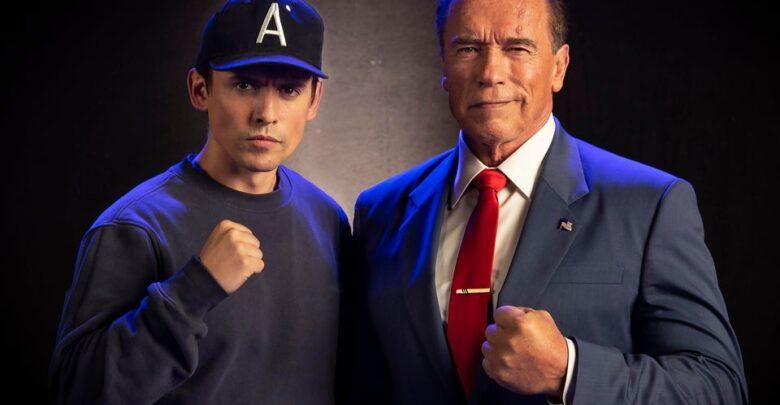 Kung Fury 2: ecco Schwarzenegger come presidente degli Stati Uniti