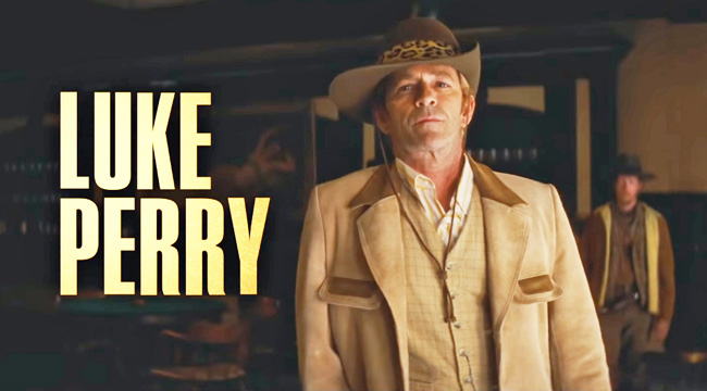 C'era una volta a… Hollywood: la scena eliminata con Luke Perry e Timothy Olyphant [VIDEO]