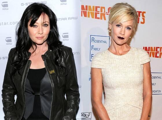 Beverly Hills revival: Tori Spelling e Jennie Garth parlano del finale e del rapporto con Shannen Doherty