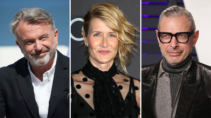 Jurassic World 3: tornano Laura Dern, Jeff Goldblum e Sam Neill!