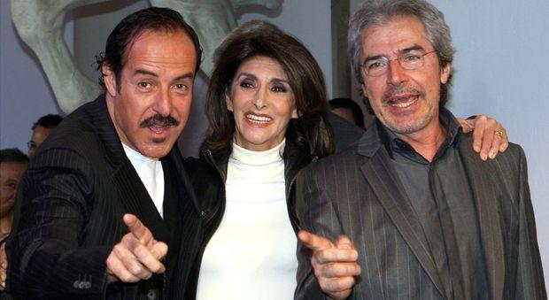 """Massimo Lopez ricorda Anna Marchesini: """"Perfezionista, con lei un'amicizia sentita"""""""