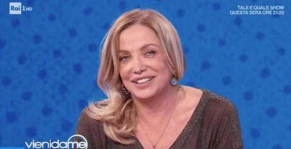 """Simona Izzo: """"Vivo con mille euro di pensione al mese"""""""