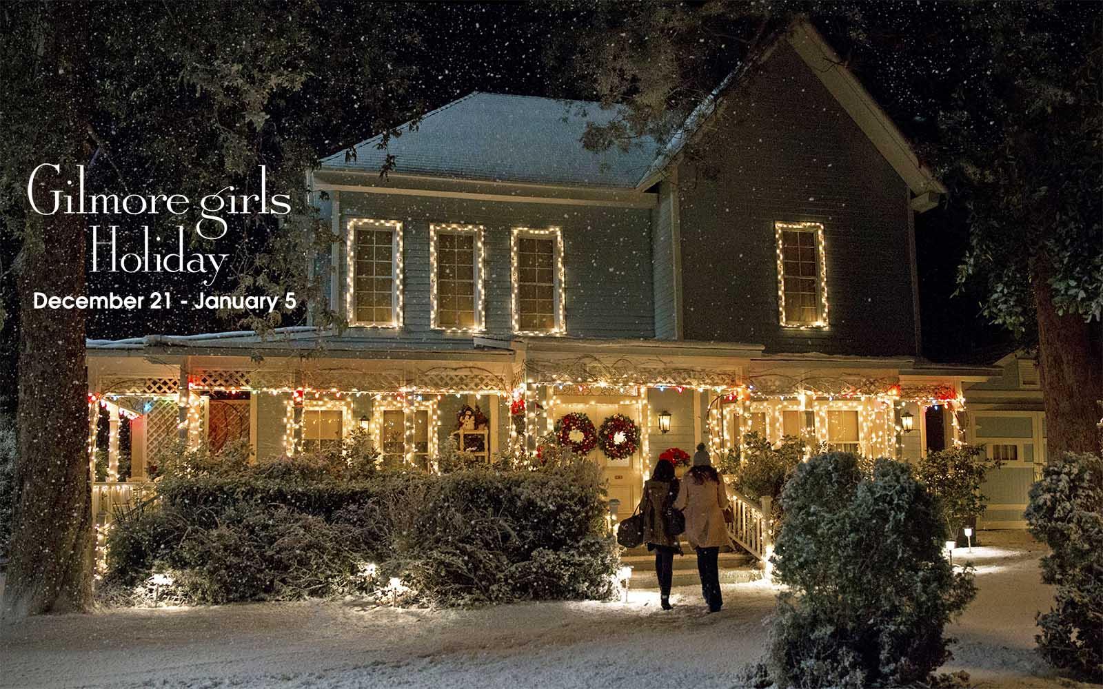 """Il set di """"Una mamma per amica"""" sarà aperto al pubblico durante le feste di Natale!"""