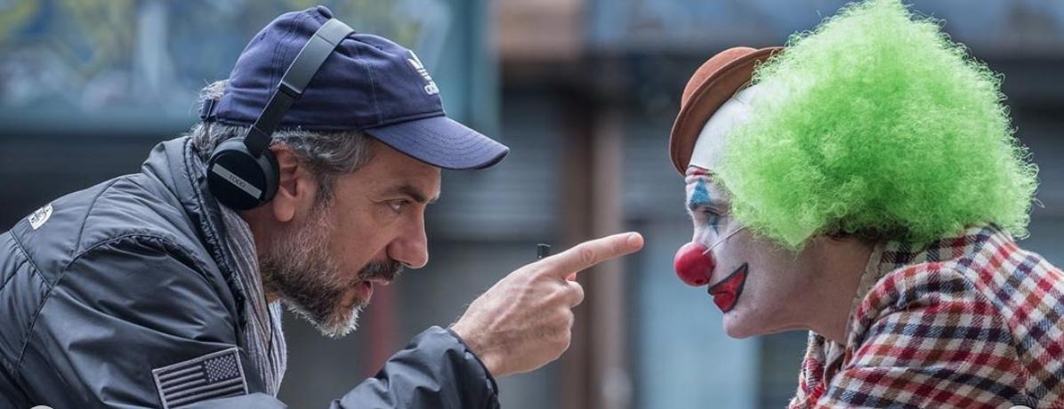 Joker: il regista condivide tanti scatti inediti dal set, al fianco di Joaquin Phoenix