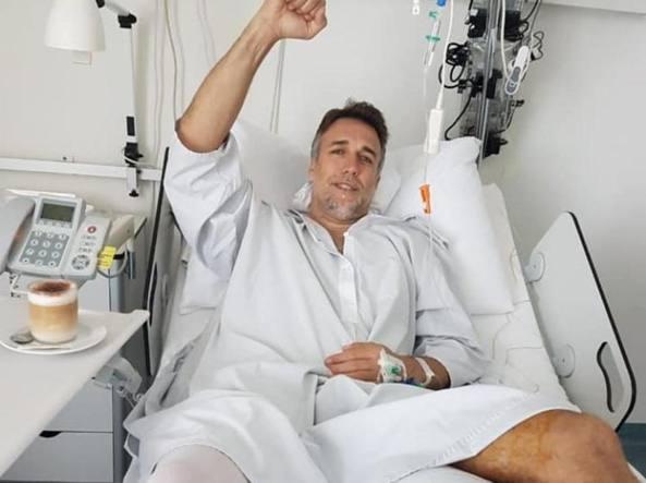 """Gabriel Batistuta: """"Avevo le caviglie a pezzi, chiesi l'amputazione delle gambe"""""""