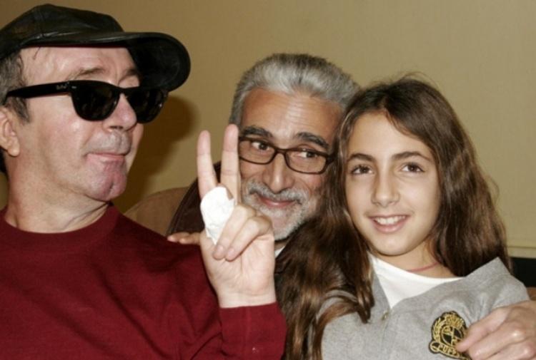 """Vieni da me, parla la figlia di Francesco Nuti: """"Non riesco a vedere i film di papà"""""""